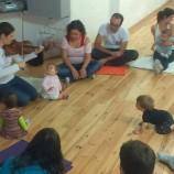 Talleres musicales en Madrid para bebes