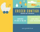 Crecer contigo, grupo de crianza en Madrid
