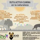 Ruta Activa Canina en la Naturaleza