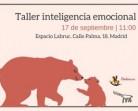 Taller inteligencia emocional para niños y familias