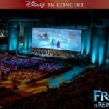 Frozen en concierto, el Reino del Hielo