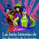 LAS HISTORIAS DE LOS DUENDES DE LA IMPRO