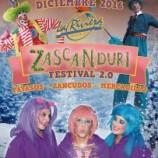 26 Diciembre Festival navideño infantil Zascanduri en La Riviera