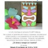 Carnaval del Pacífico, Fiesta Gymkana en Fun&Fit Vallecas