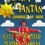 Tararí y Tantán buscando la luna en Teatros Luchana
