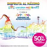 World Pride parque de atraciones al 50% descuento