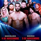 WWE LIVE MADRID
