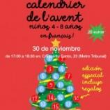 Taller Calendario de Adviento en francés