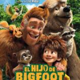 EL HIJO DE BIGFOOT al cine con los niños