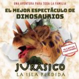 Dinosaurios en teatro Calderon la isla perdida
