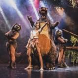 Mowgli, el cachorro humano, teatro para niños en Madrid