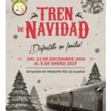 Vuelve el tren de la navidad a Madrid