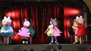 Peppa Pig en Madrid esta navidad