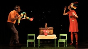 Obra de teatro para bebes