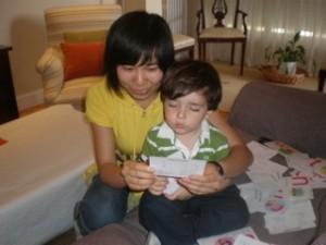 chino niños